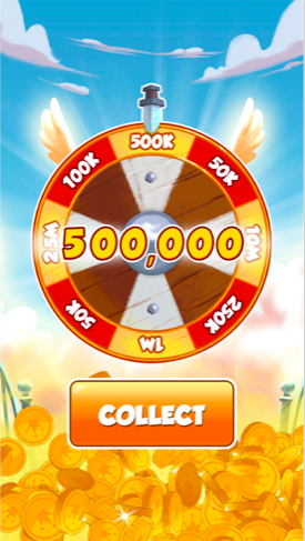 Gold Coin Spin